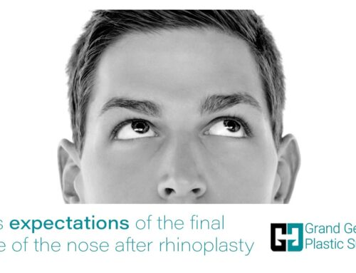 Nose Job in Men | Men's Expectations of the Final Shape of the Nose