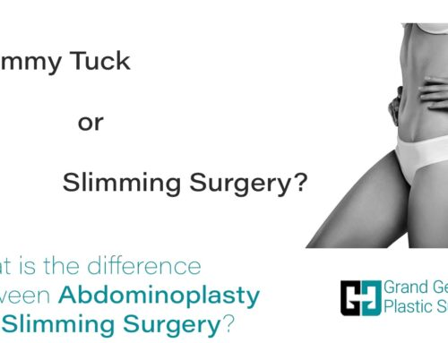 What Is The Difference Between Abdominoplasty And Slimming Surgery?