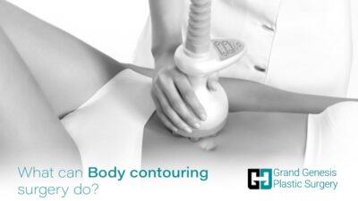 What can Body contouring surgery do
