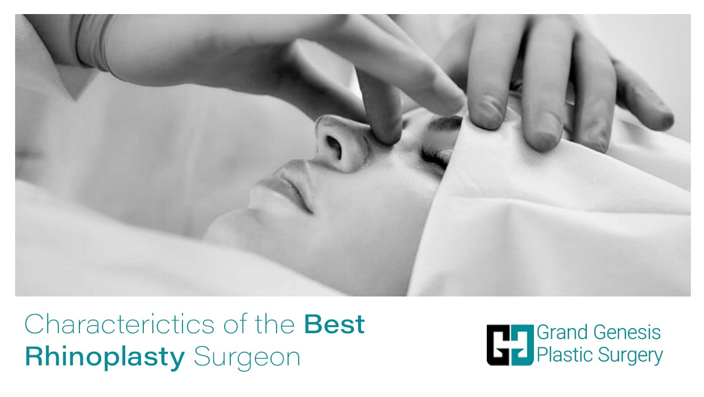the best rhinoplasty surgeon in Toronto