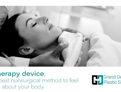 Ultherapy device; the best nonsurgical method to feel great about your body