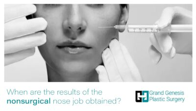 When-are-the-results-of-the-nonsurgical-nose-job-obtained
