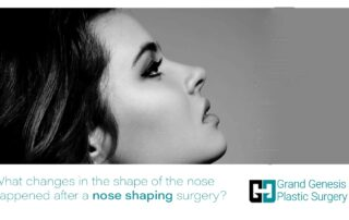 nose shaping