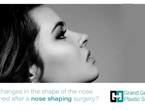Nose Shaping | What Are the Changes in the Shape of the Nose After Rhinoplasty?