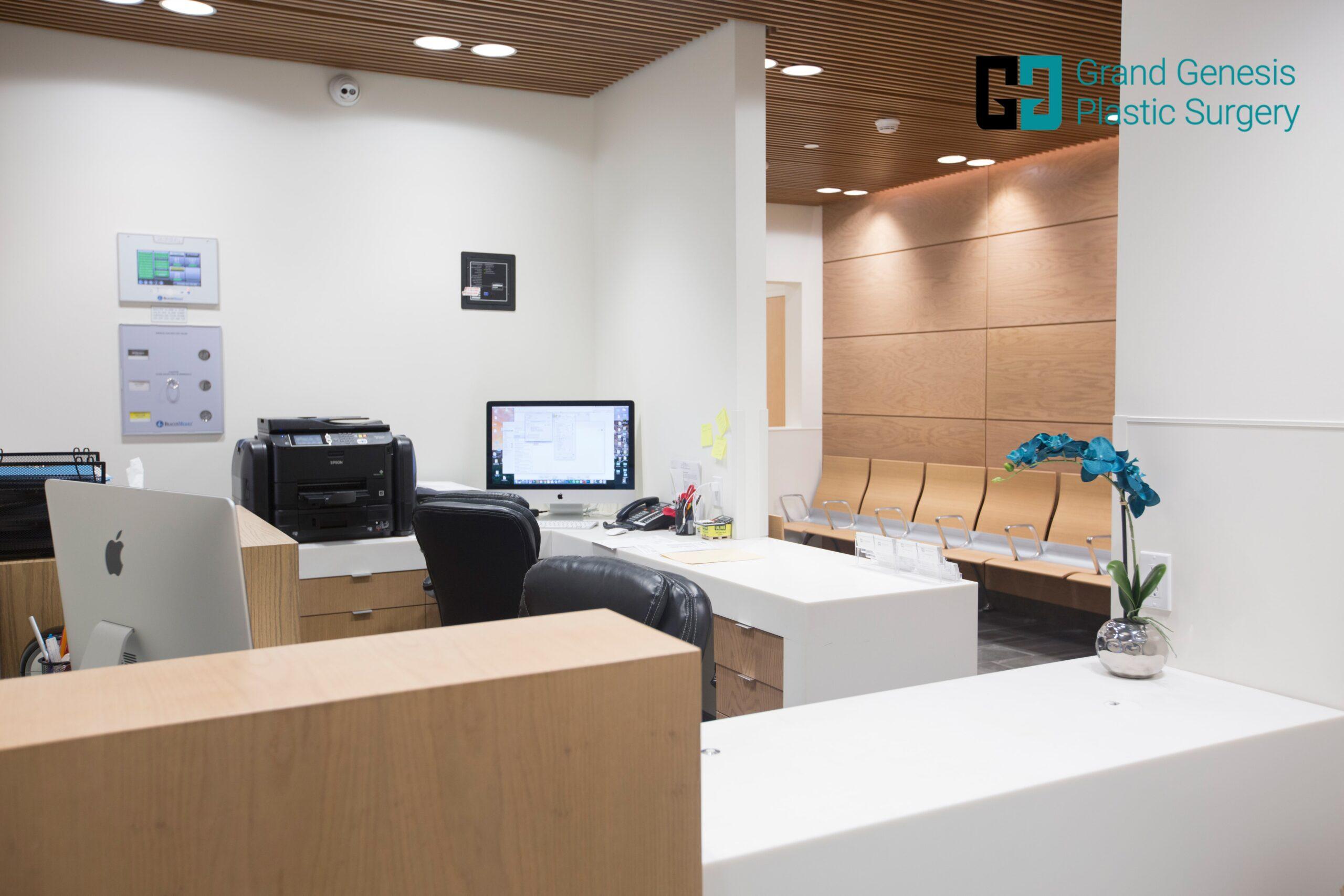 Grand Genesis Plastic surgery clinic