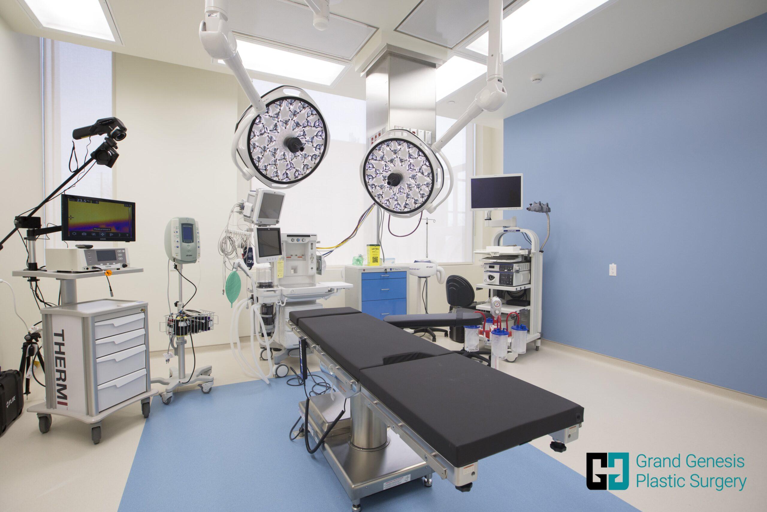 Grand Genesis plastic surgery operating room