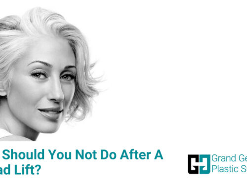 What Should You Not Do After A Thread lift? 